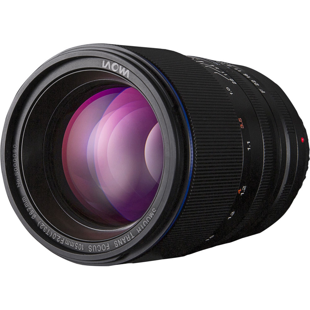 Venus Optics Laowa 105mm f/2 Smooth Trans Focus Lens for Sony FE