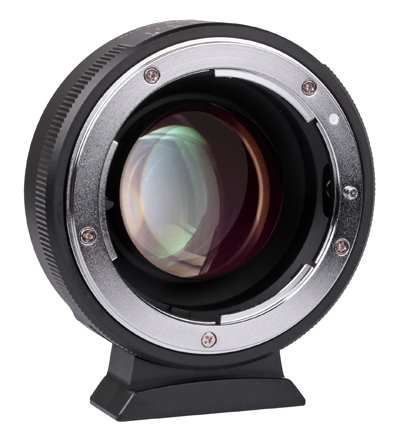 Viltrox NF-M43X 0.71X SpeedBooster Mount Adapter for Nikon G&D Mount Lens to Micro Four Thirds Camer