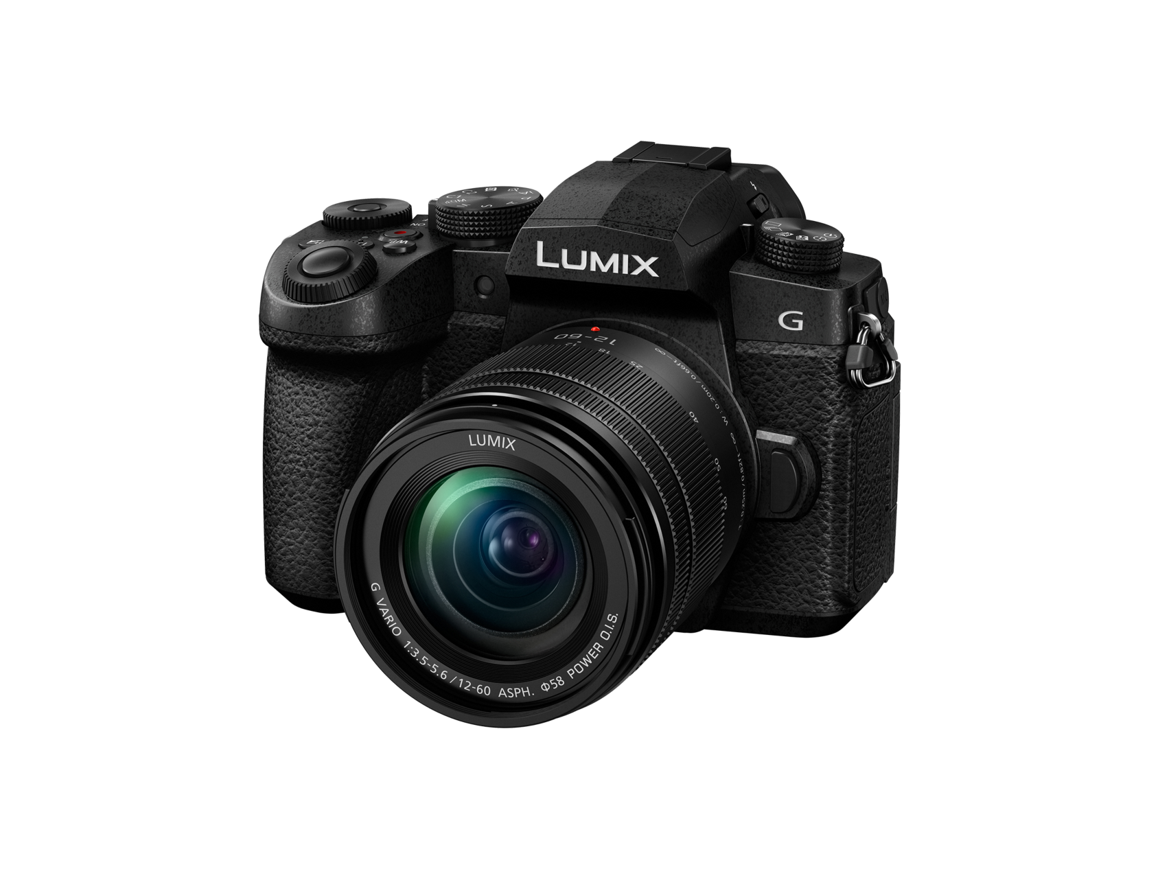 Panasonic Lumix DC-G90M Kit Vario 12-60mm f/3.5-5.6