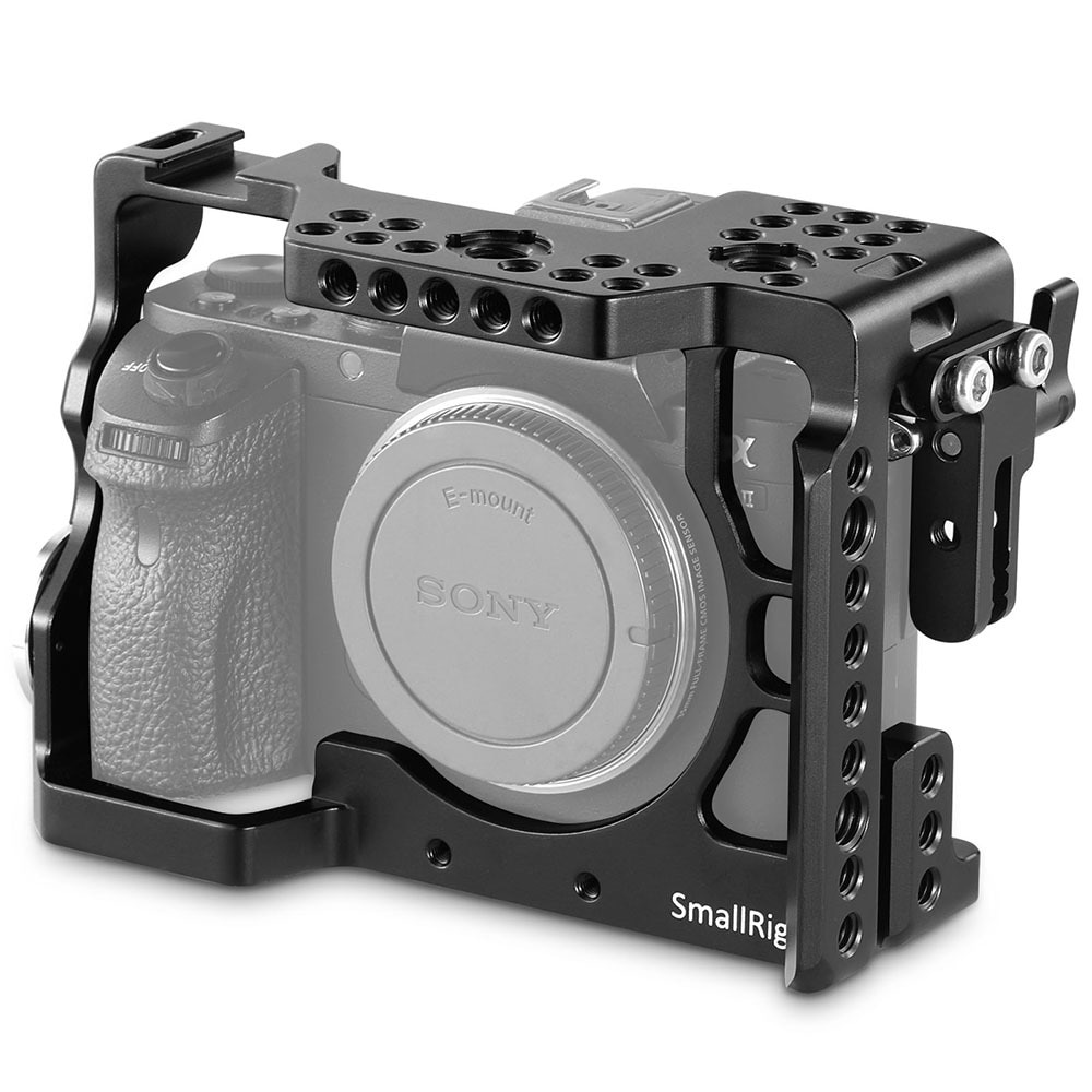 SmallRig Camera Cage for Sony a7 II / a7R II / a7S II 1982