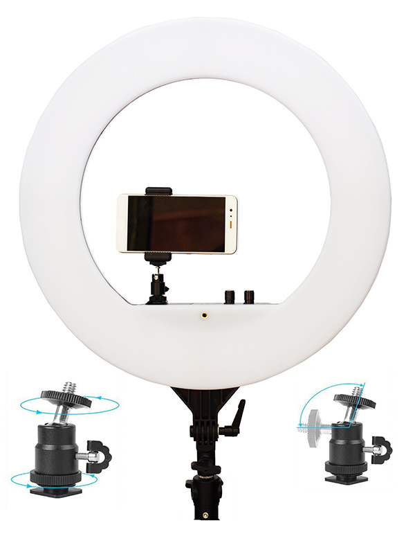 Somita LED Ring Light 60W Bi-Color PLH-480L