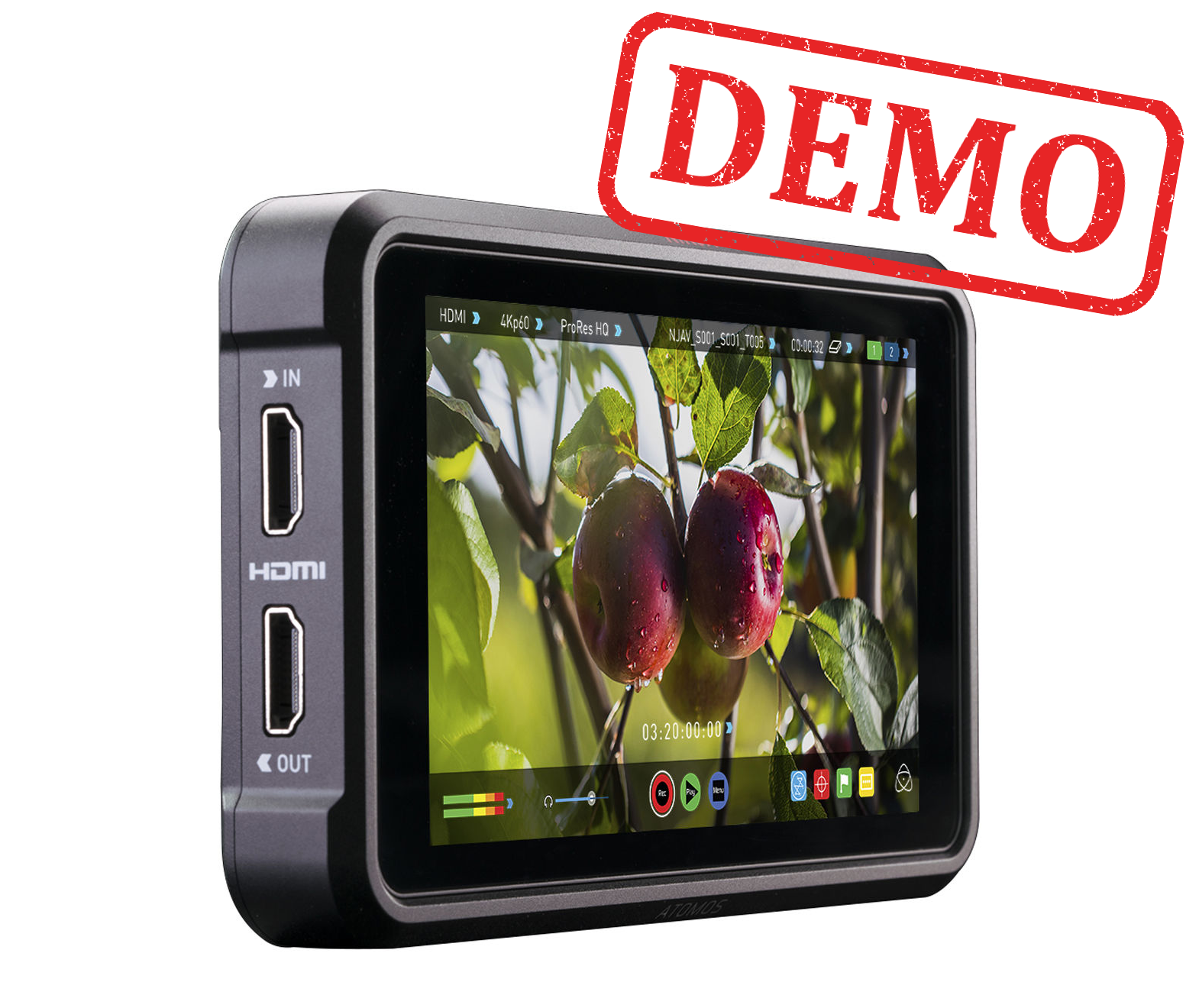 DEMO Atomos Ninja V 5 inch 4K HDMI Recording Monitor (Factory Refurbished)