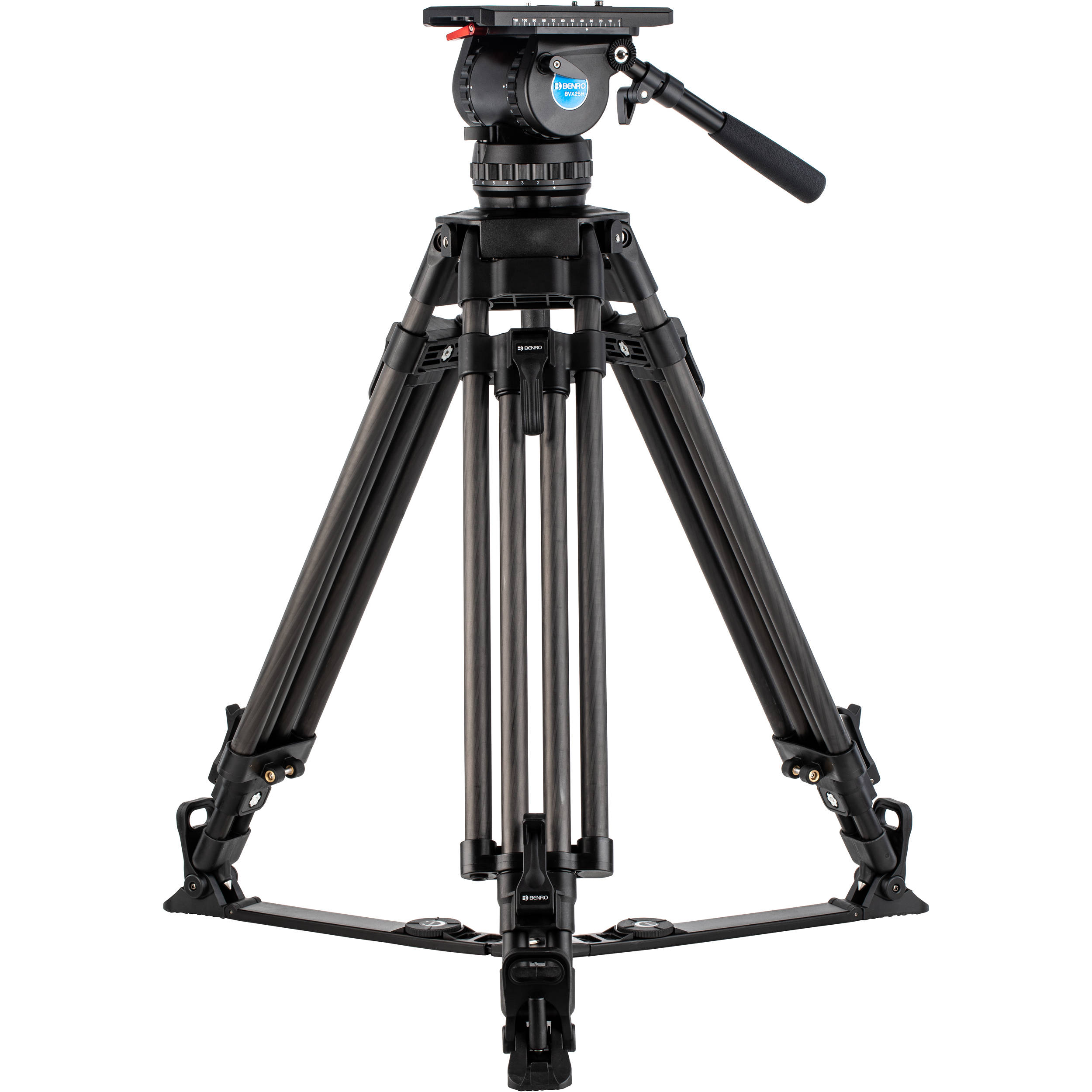 Benro BVX Carbon Video Tripod kit 25kg