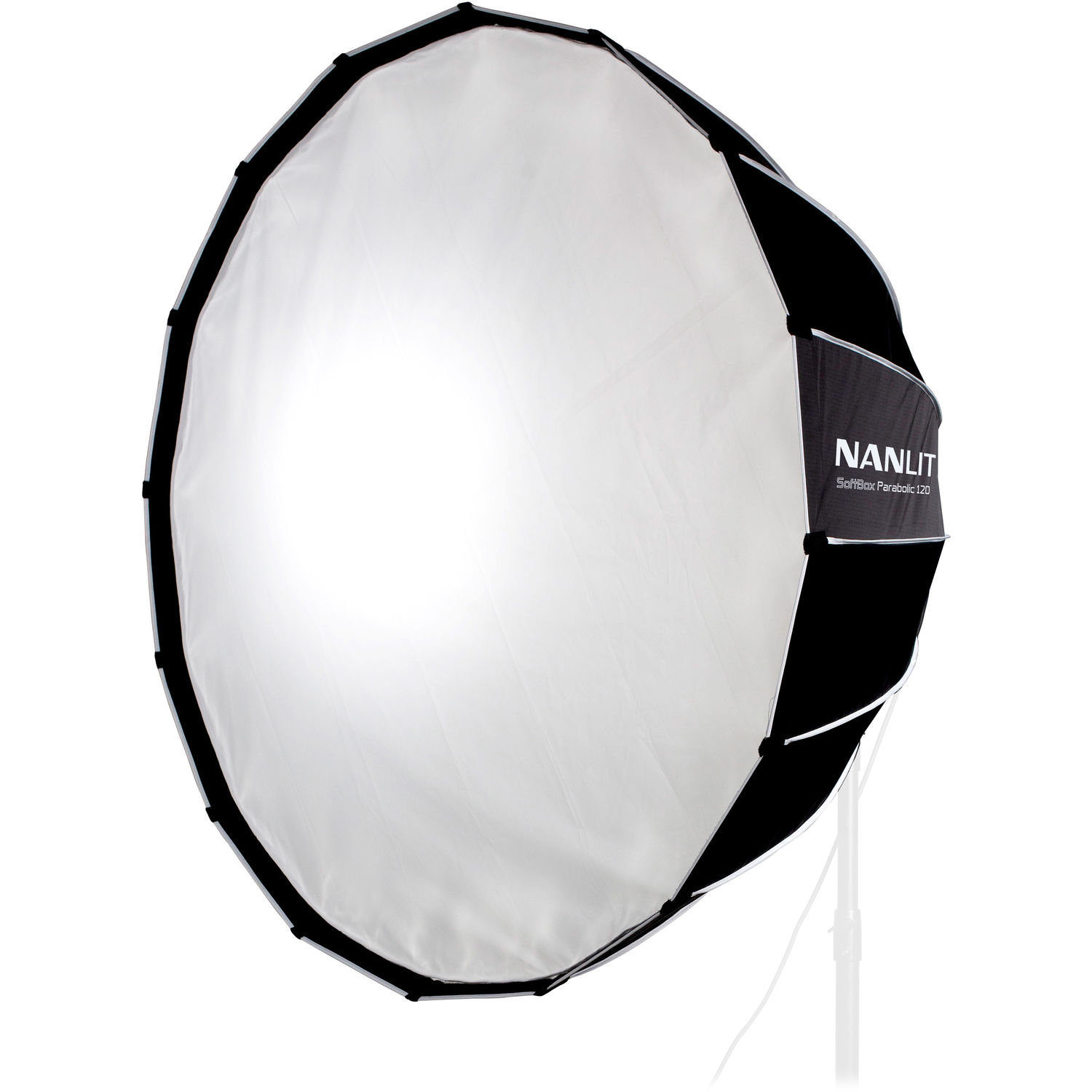 Nanlite SB-PR-120 Hexa Parabolic Light Dome Softbox Bowens Mount