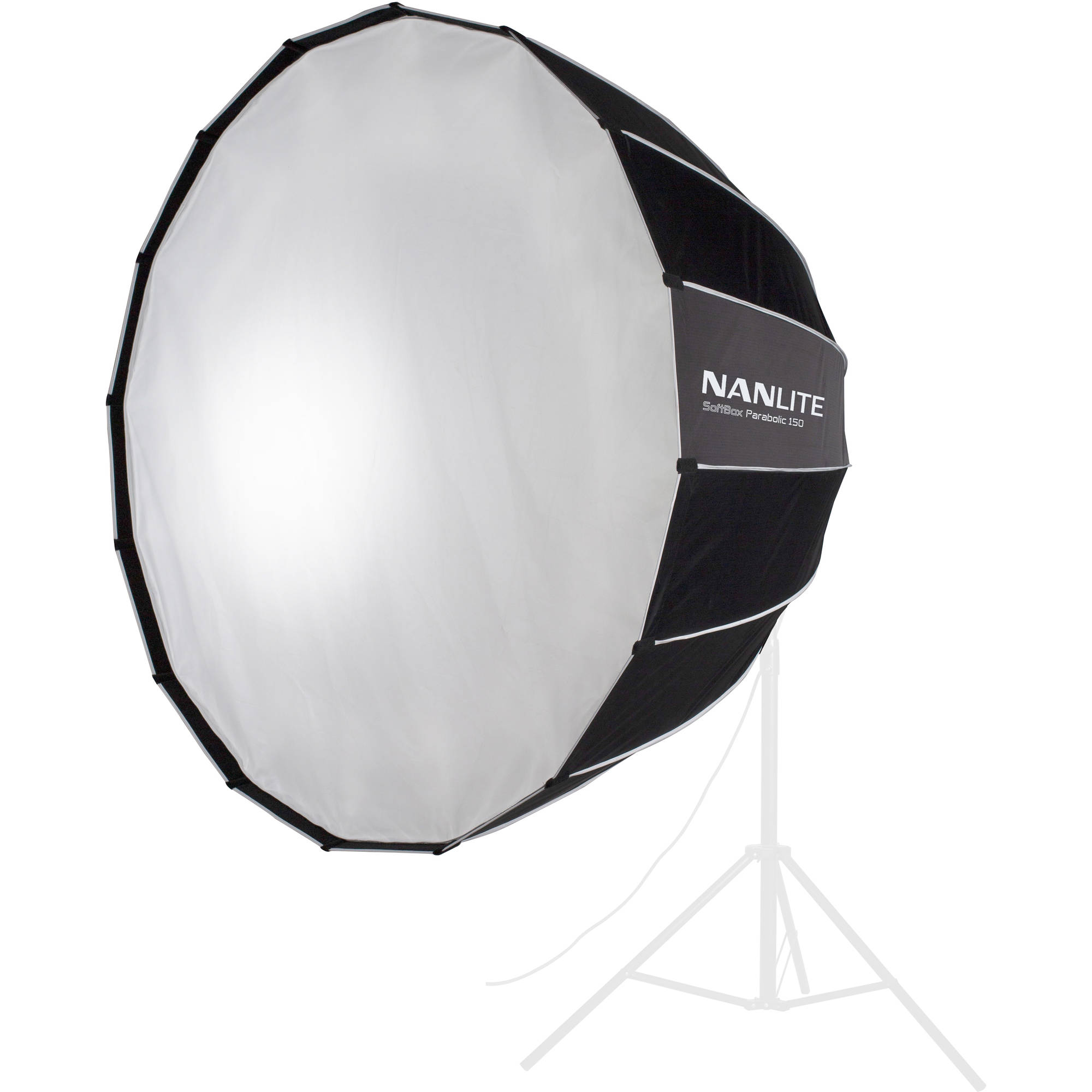 Nanlite SB-PR-150 Hexa Parabolic Light Dome Softbox Bowens Mount