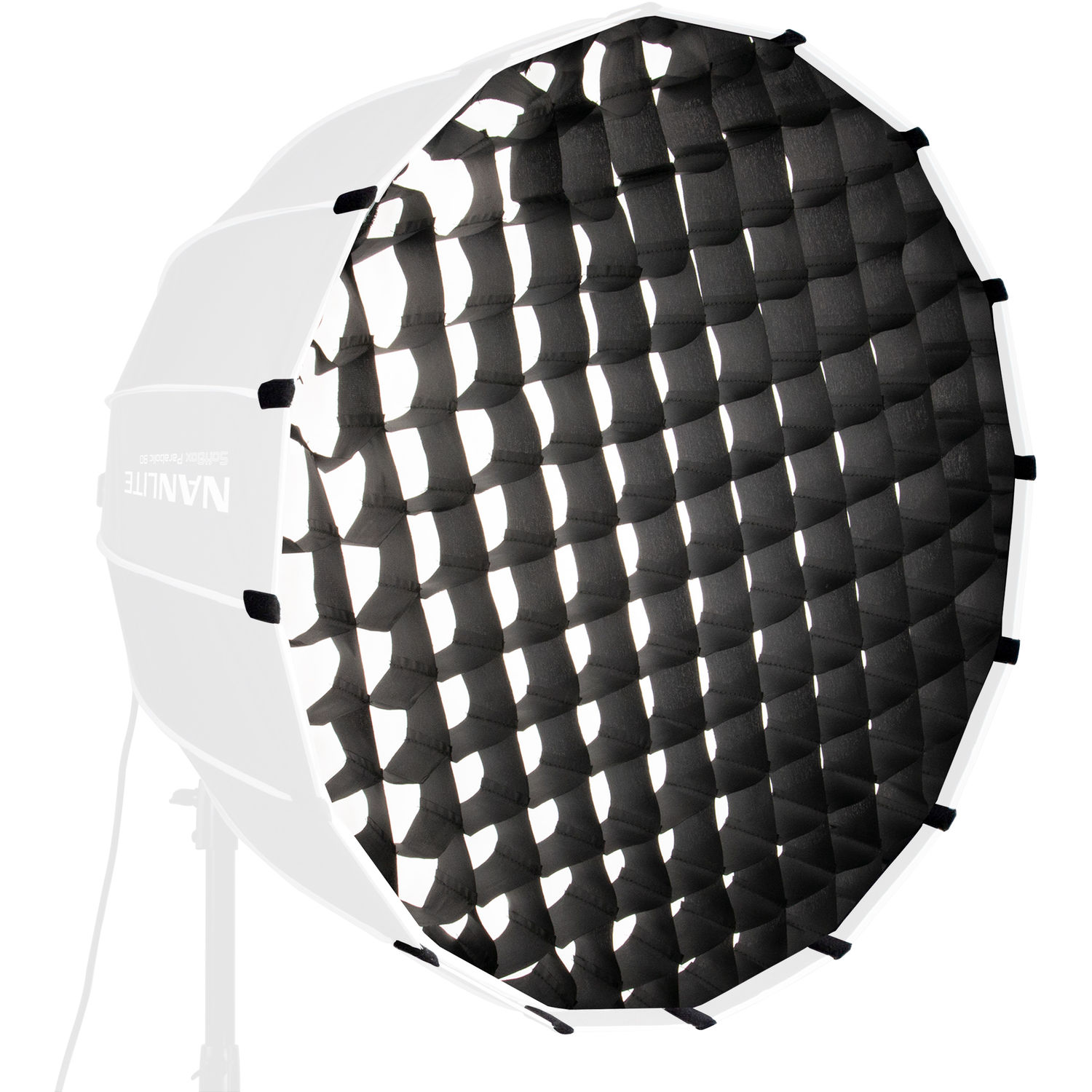 Nanlite EC-PR90 Fabric Grid for Parabolic Light Dome Softbox 90cm