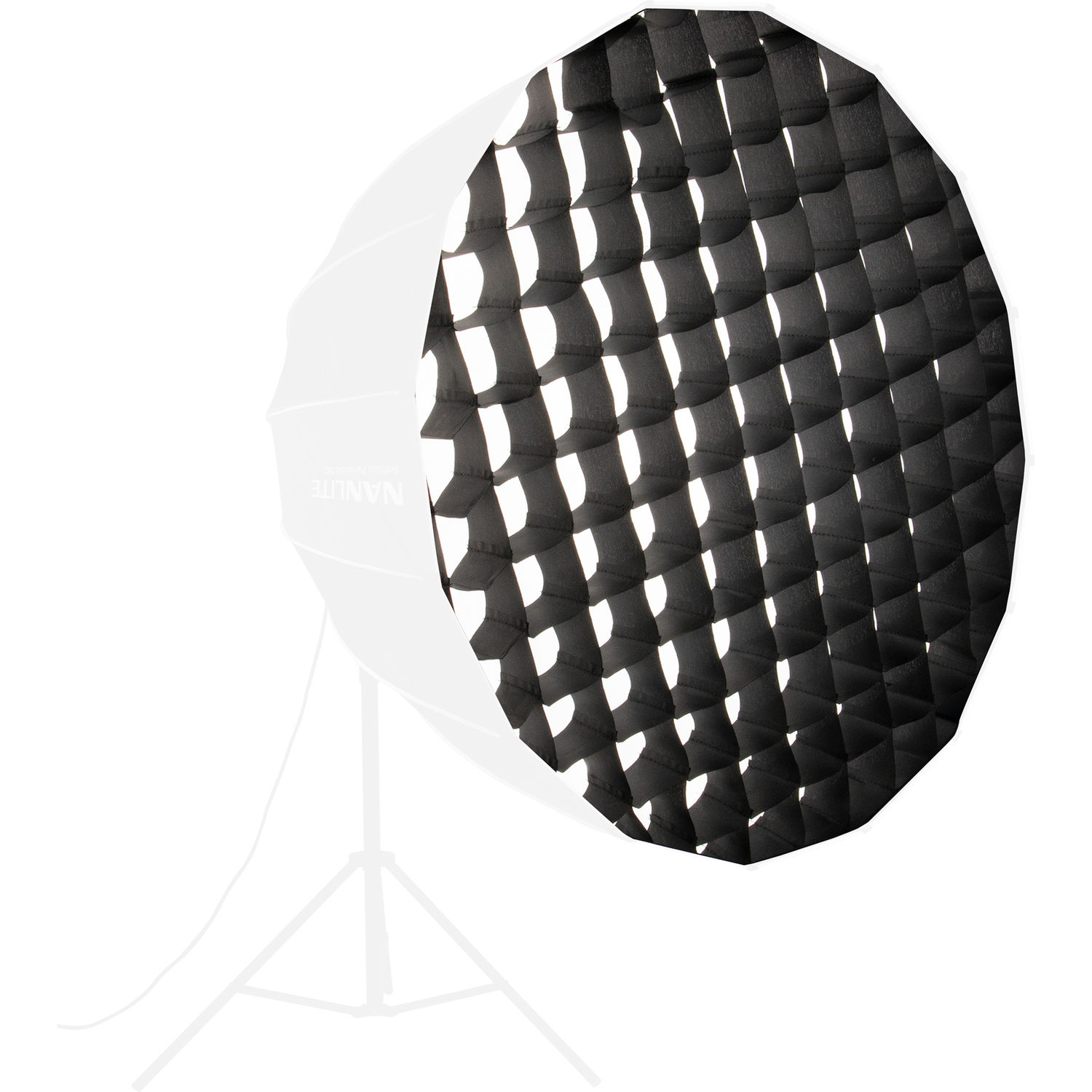 Nanlite EC-PR150 Fabric Grid for Parabolic Light Dome Softbox 150cm