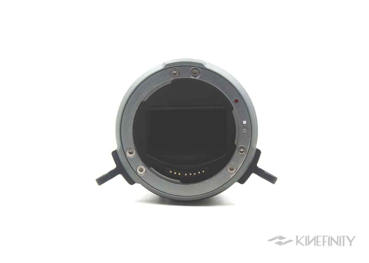 Kinefinity EF Mounting Adapter II with e-ND