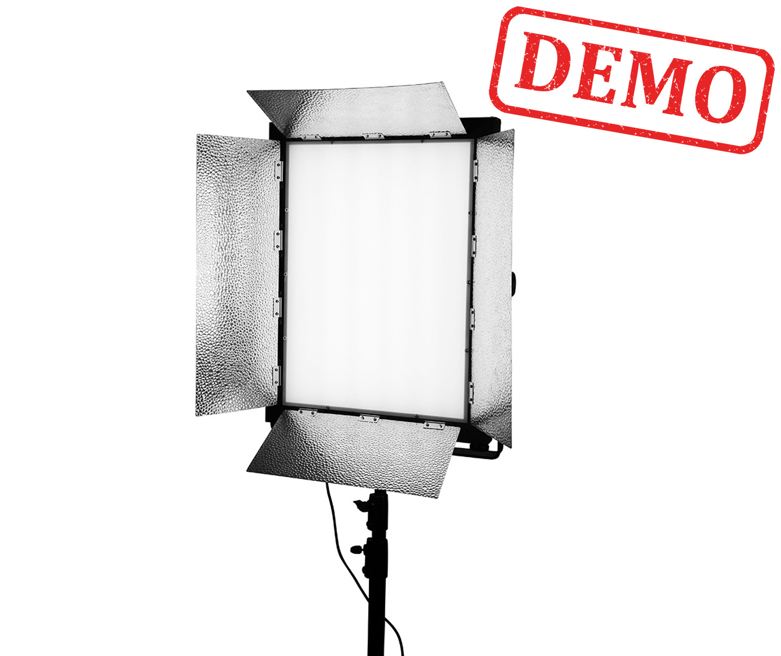 DEMO - Nanguang CN-T270 DMX Led Studio Light