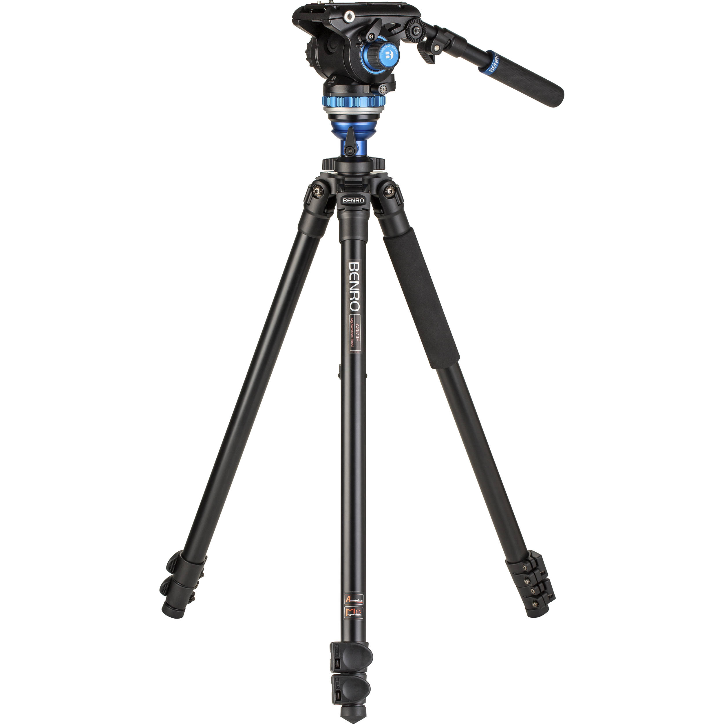 Benro Aero 6 Travel Video Tripod Kit A2573FS6PRO