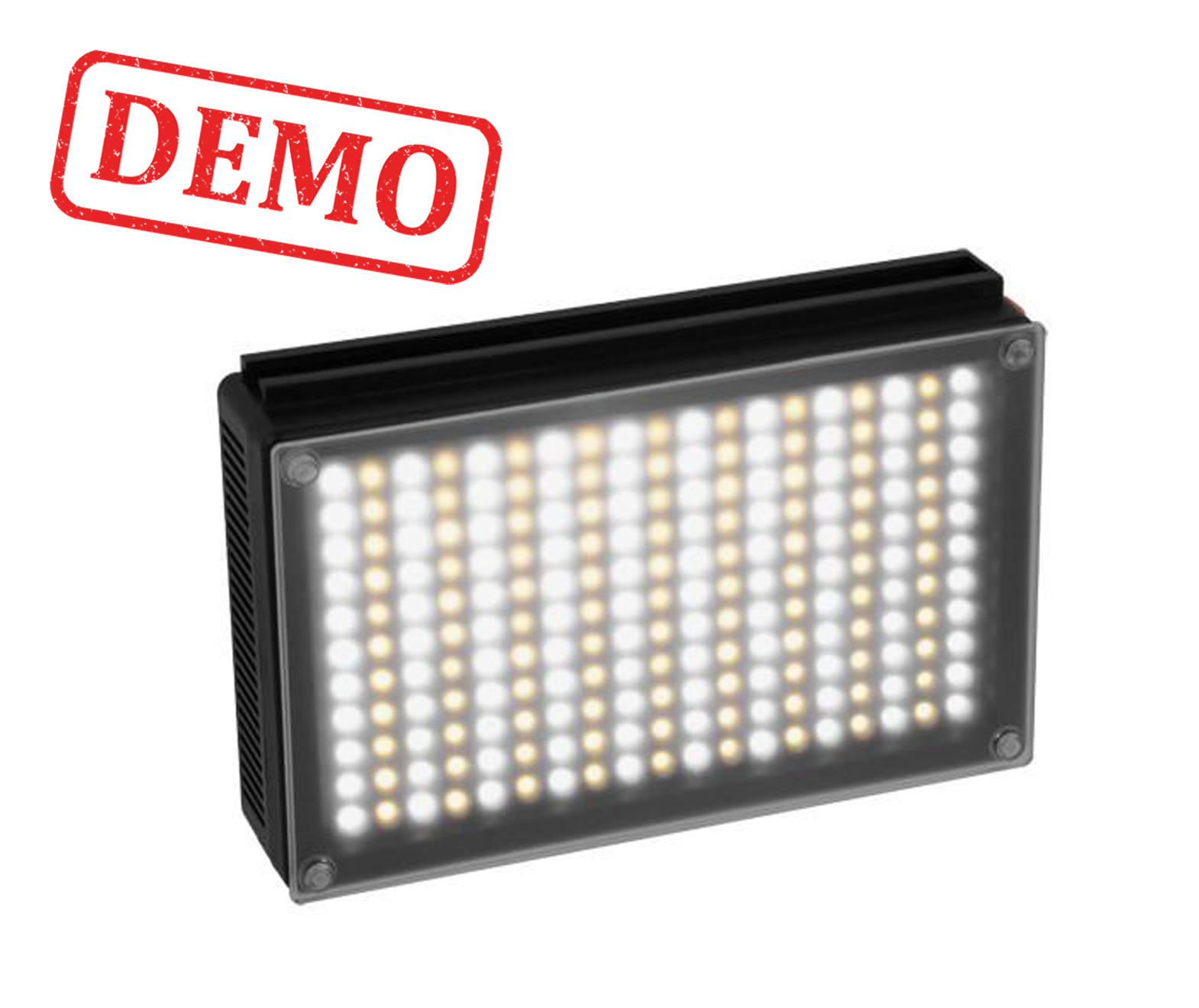 DEMO - FOTODIOX LED 209AS (LED 209) BICOLOR LIGHT KIT + DIMMER