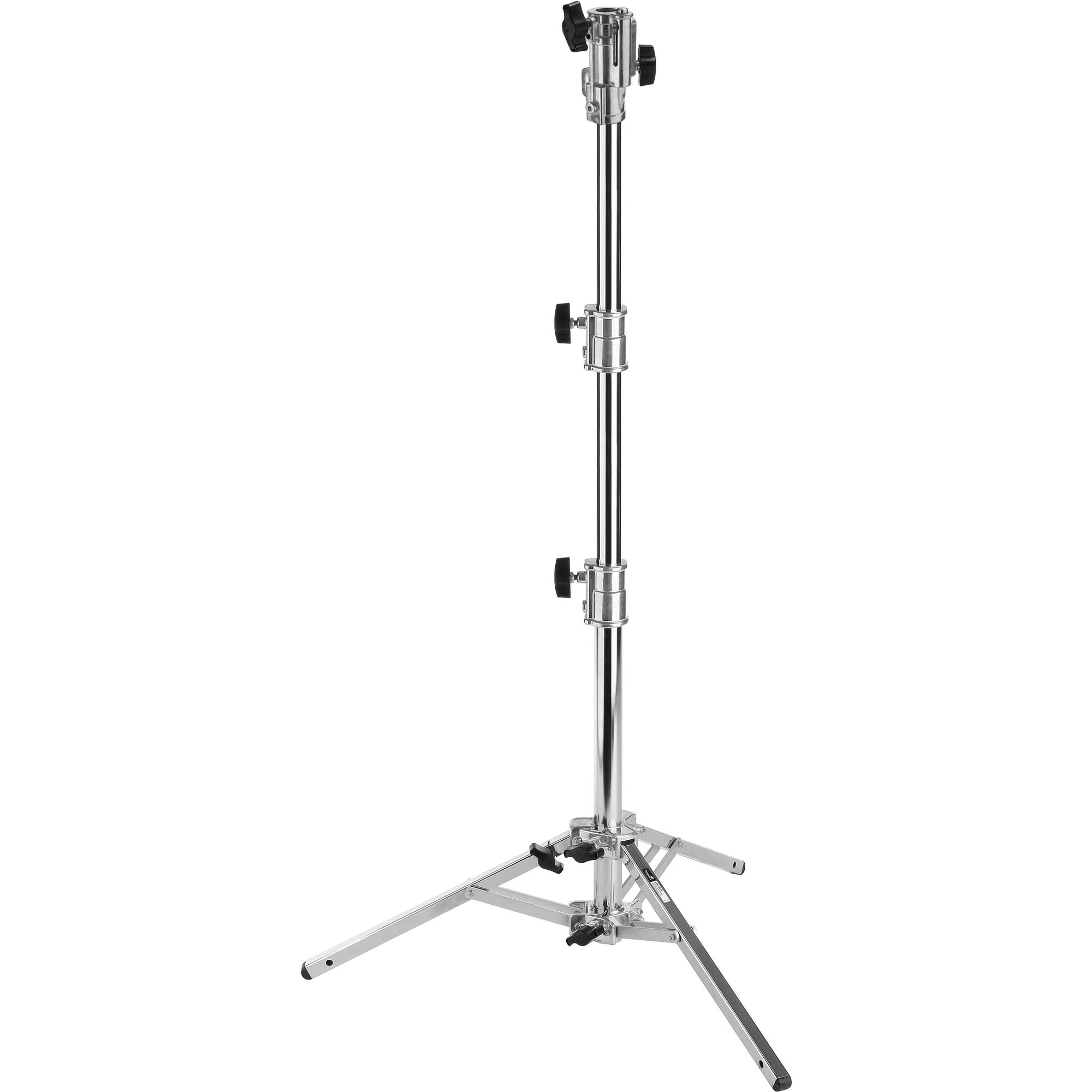 Impact Lowboy Steel Stand with Leveling Leg and Combo Head (10') FS-9108