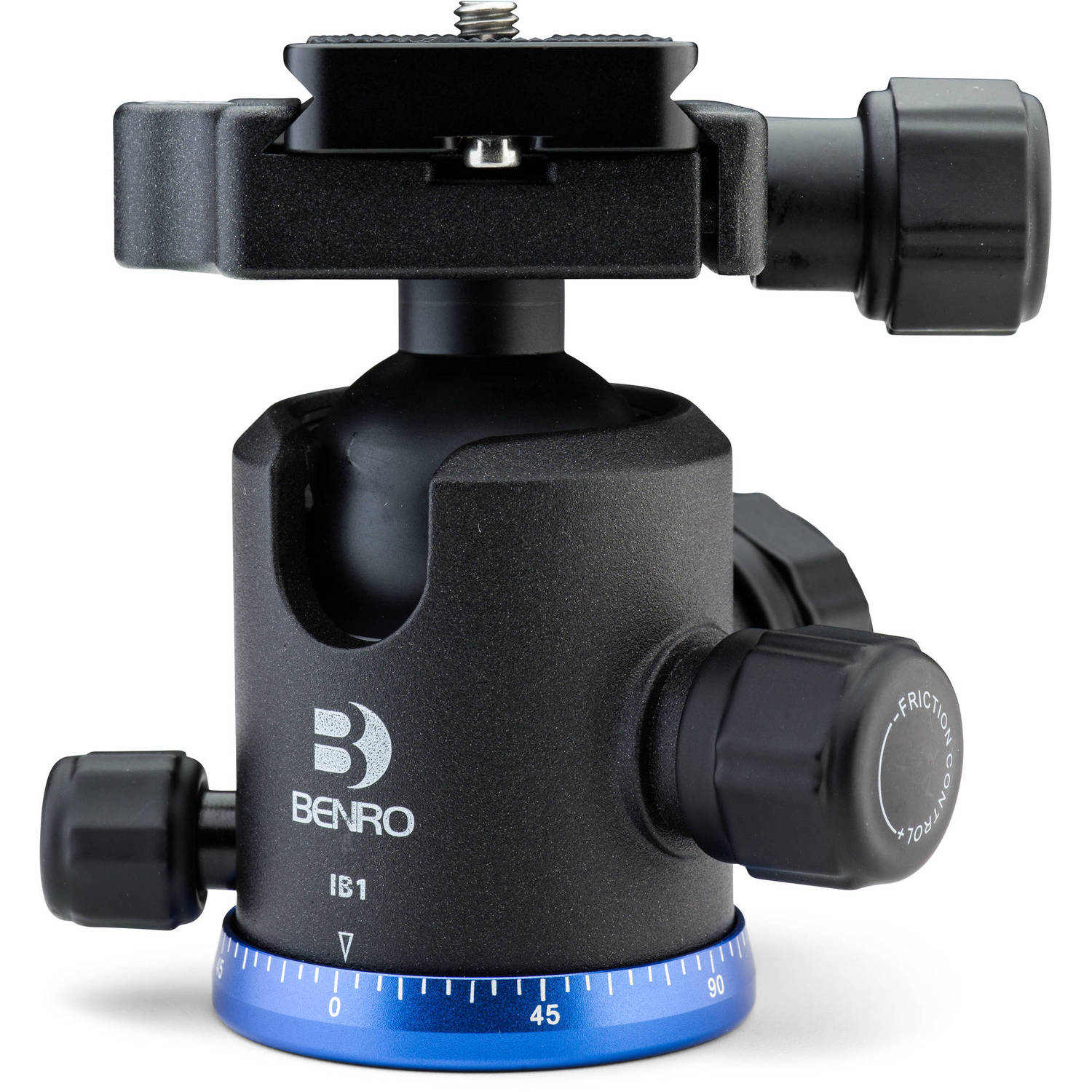 Benro IB1 Triple Action Ball Head 8 KG