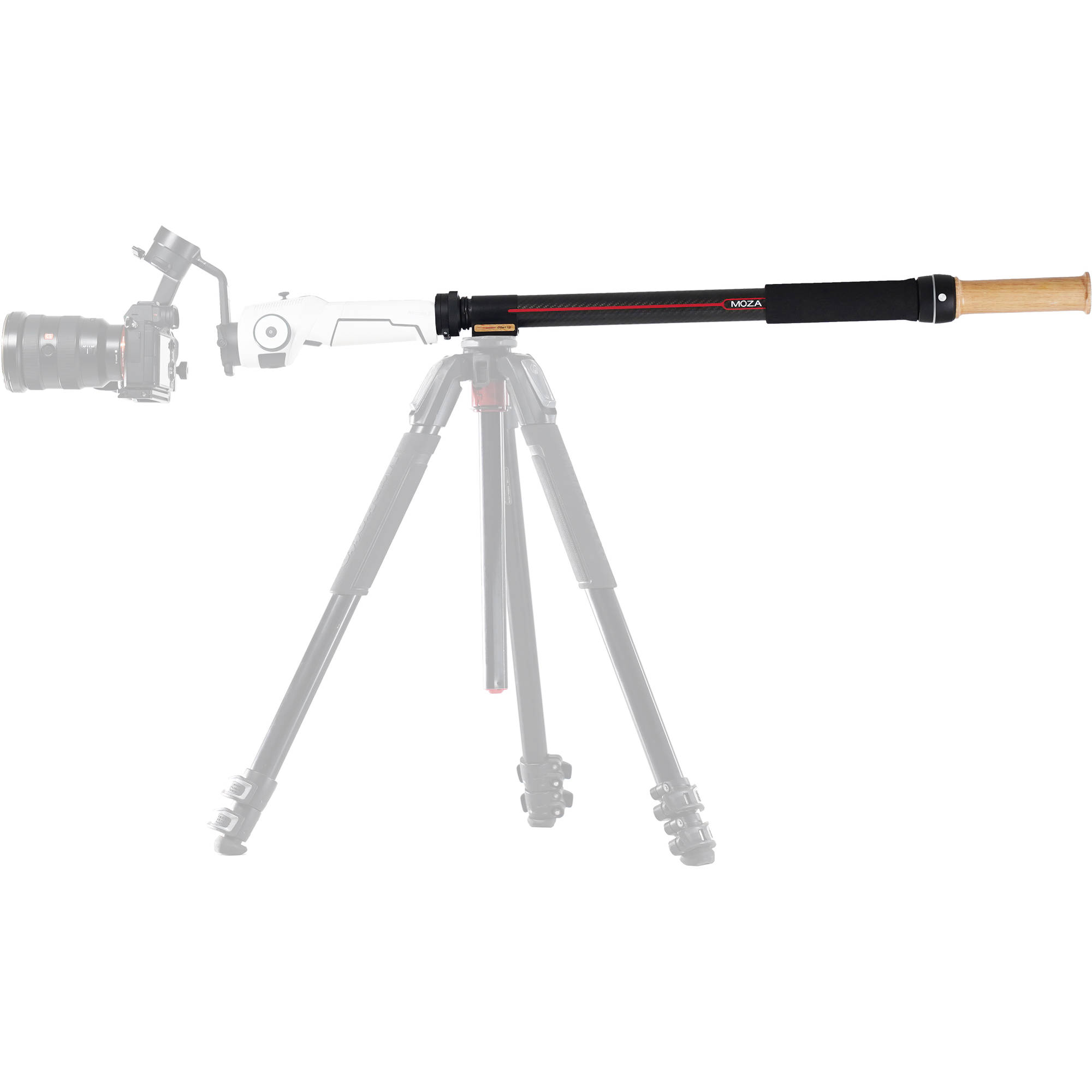 Moza Slypod - 2-in-1 Motorised Slider & Monopod