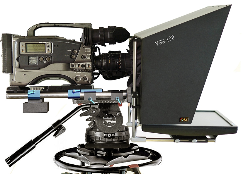 Video Solutions VSS-19Pro Teleprompter + Monitor + Software