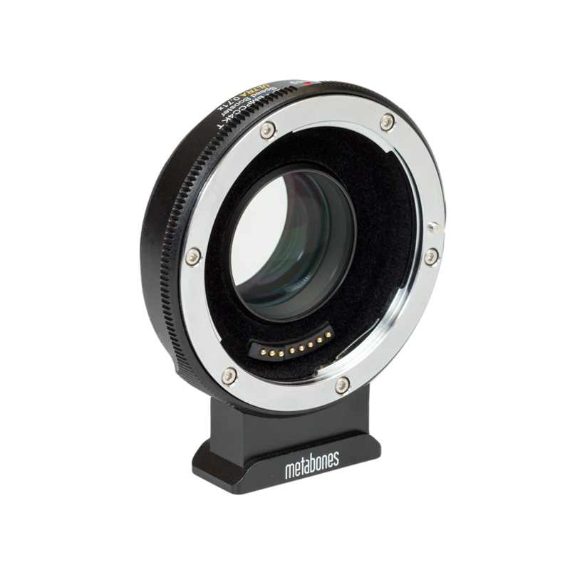 Metabones Canon EF to BMPCC4K T Speed Booster ULTRA 0.71x MB_SPEF-m43-BT8