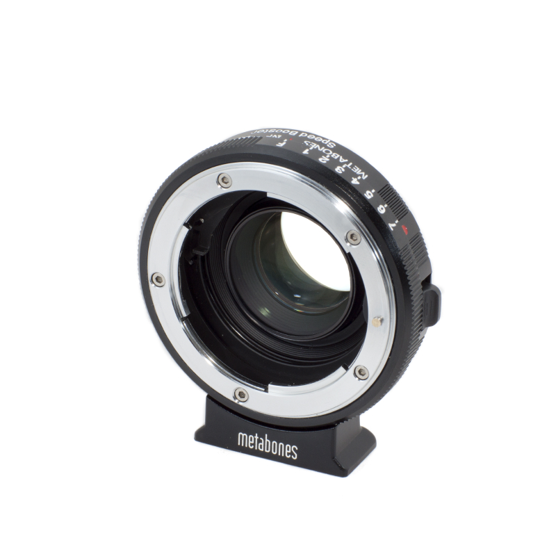 Metabones Nikon G to BMPCC Speed Booster 0.58x MB_SPNFG-BMPCC-BM1