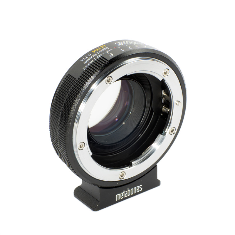 Metabones Nikon G to Micro Four Third Speed Booster ULTRA 0.71x MB_SPNFG-M43-BM3