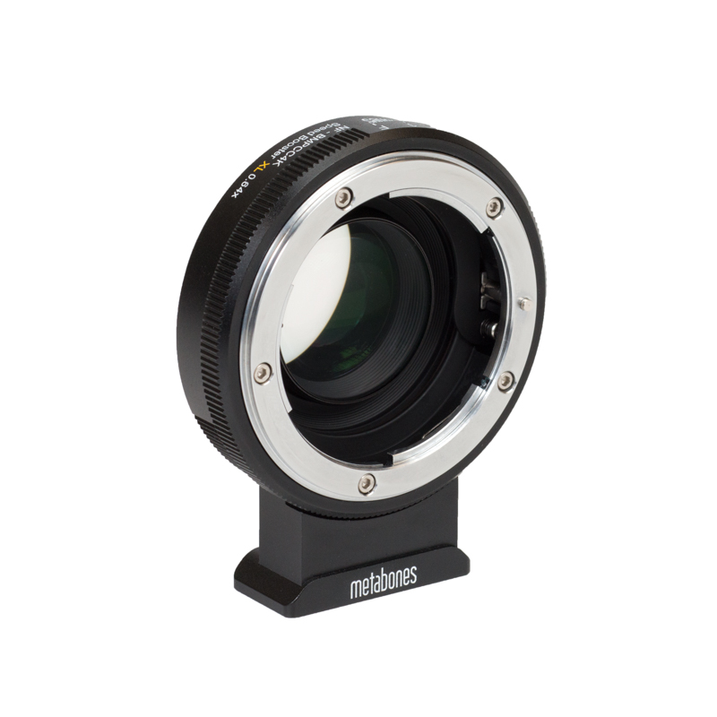 Metabones Nikon G to BMPCC4K Speed Booster XL 0.64x MB_SPNFG-m43-BM5