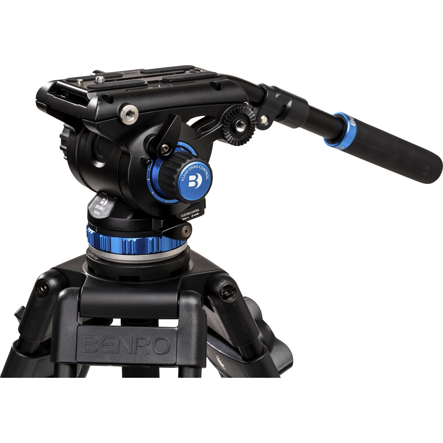 Benro S6 Pro Fluid Video Head