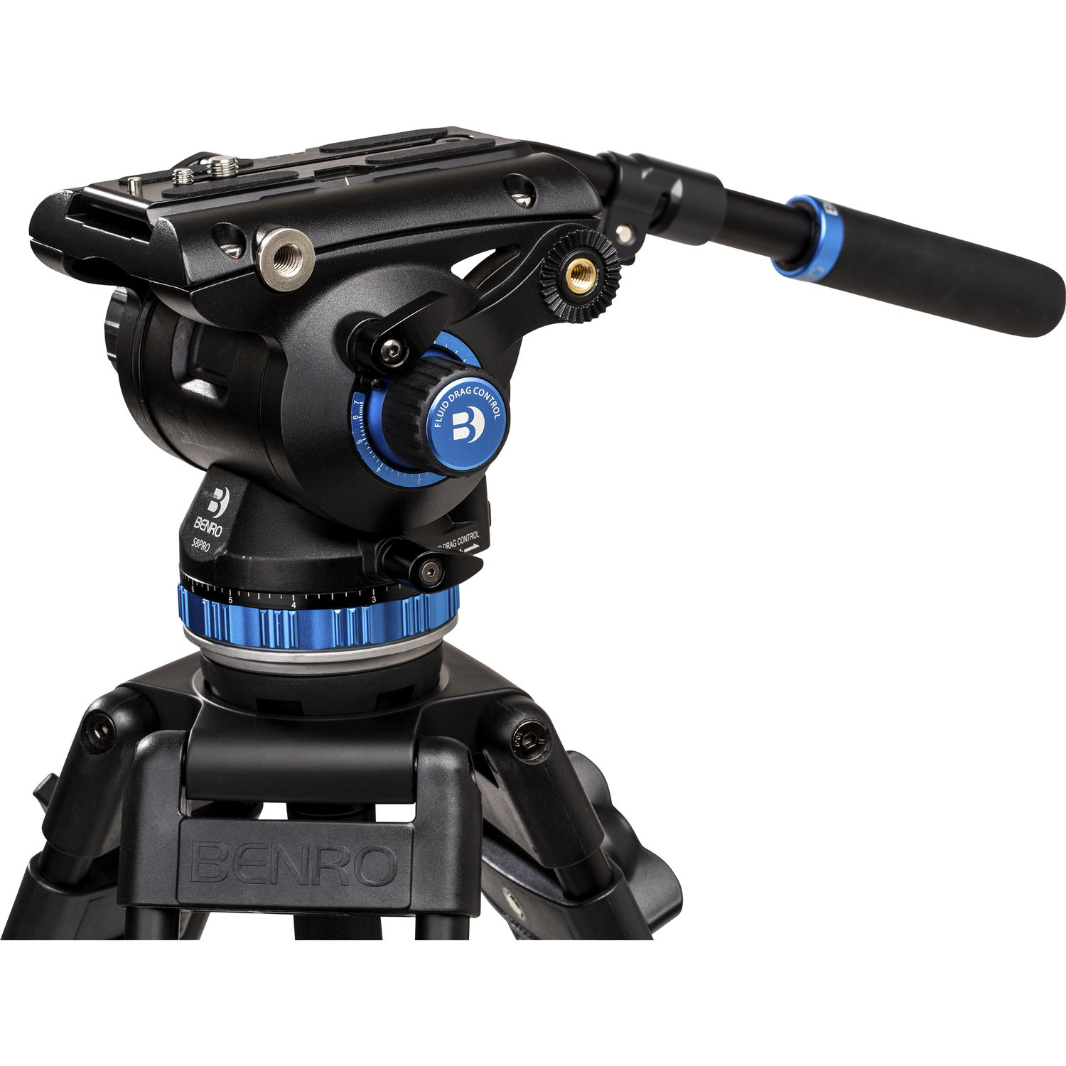 Benro S8 Pro Fluid Video Head