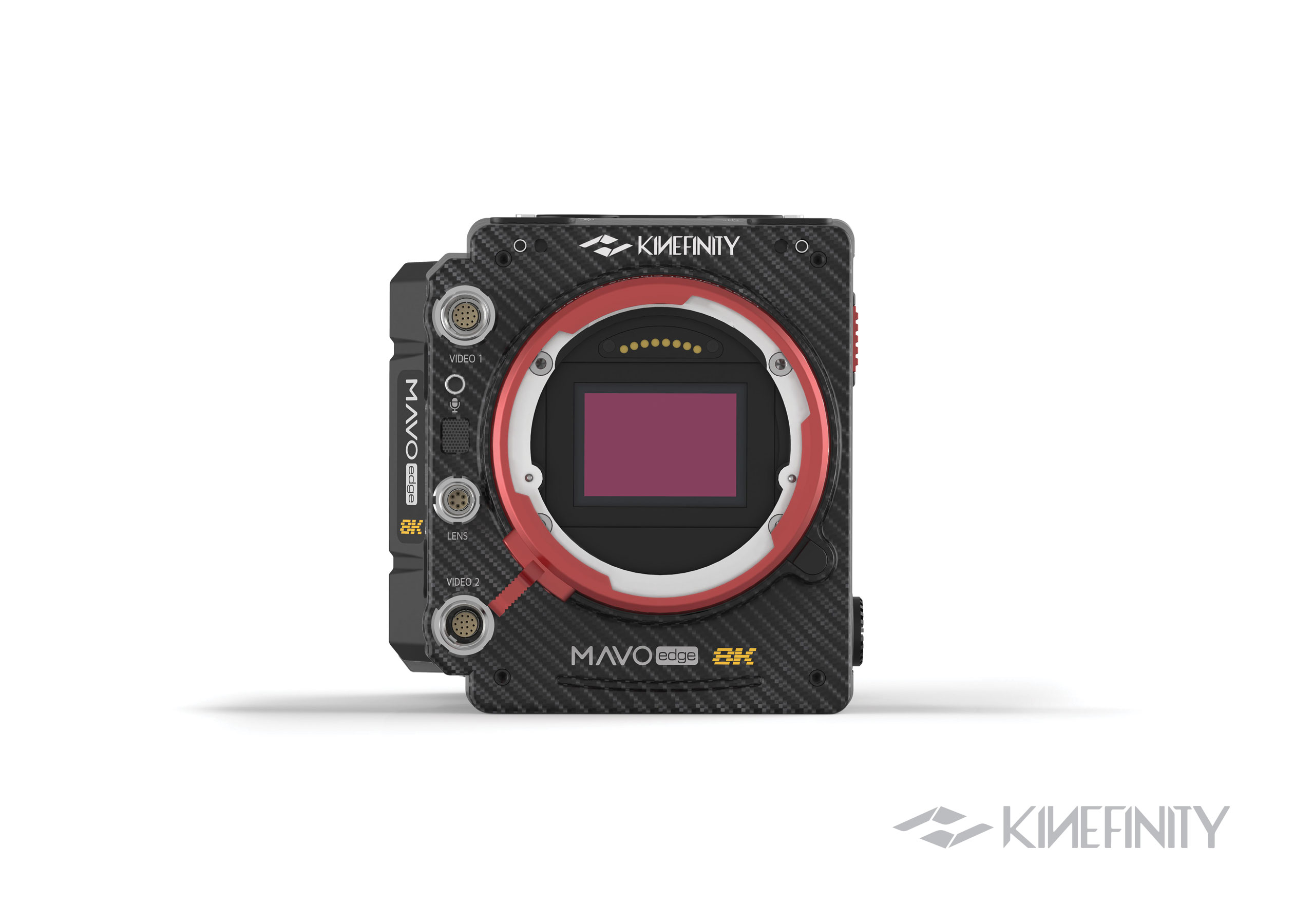 Kinefinity MAVO Edge 8K Cinema Camera