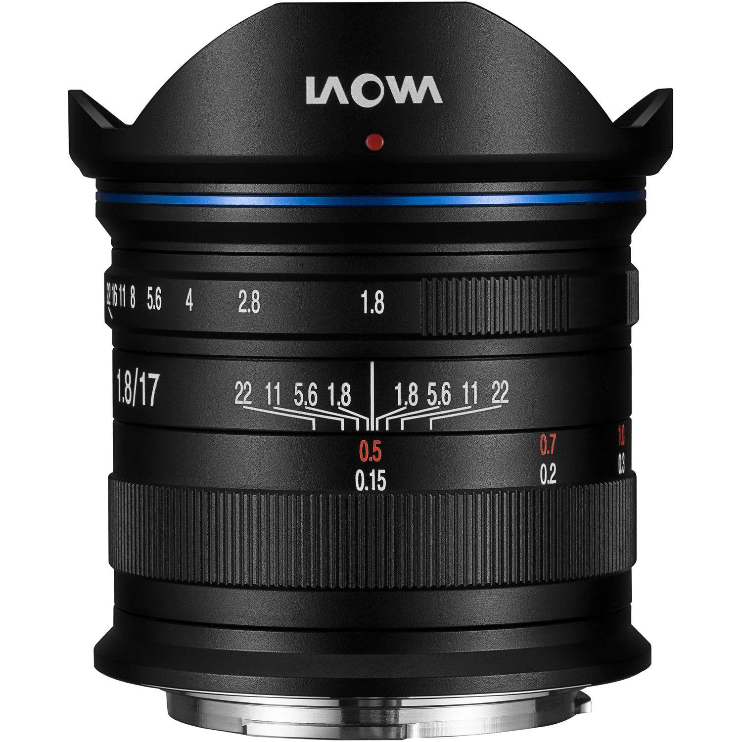 Venus Optics Laowa 17mm f/1.8 MFT Lens for Micro Four Thirds
