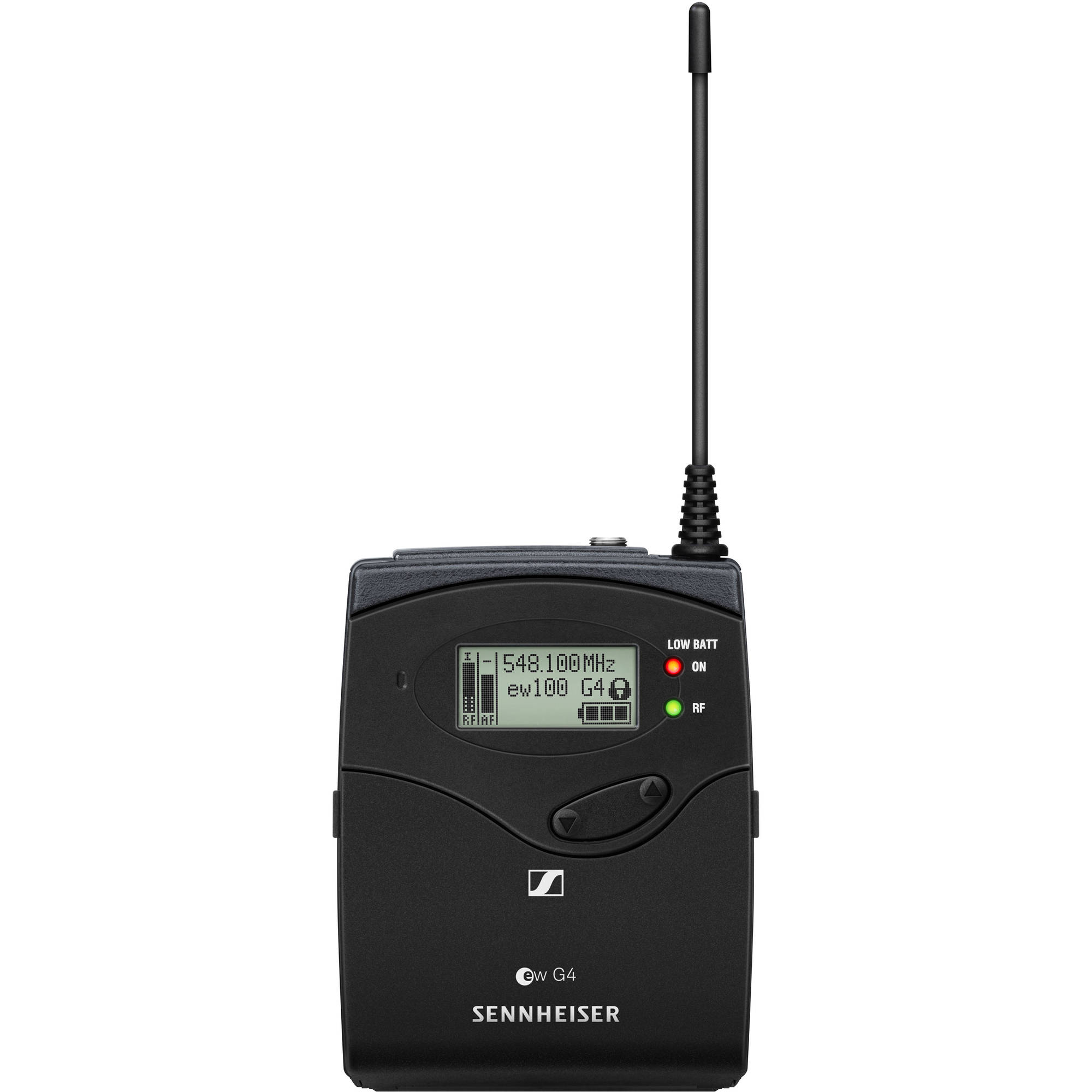 Sennheiser EK 100 G4 Camera-Mount Wireless Receiver