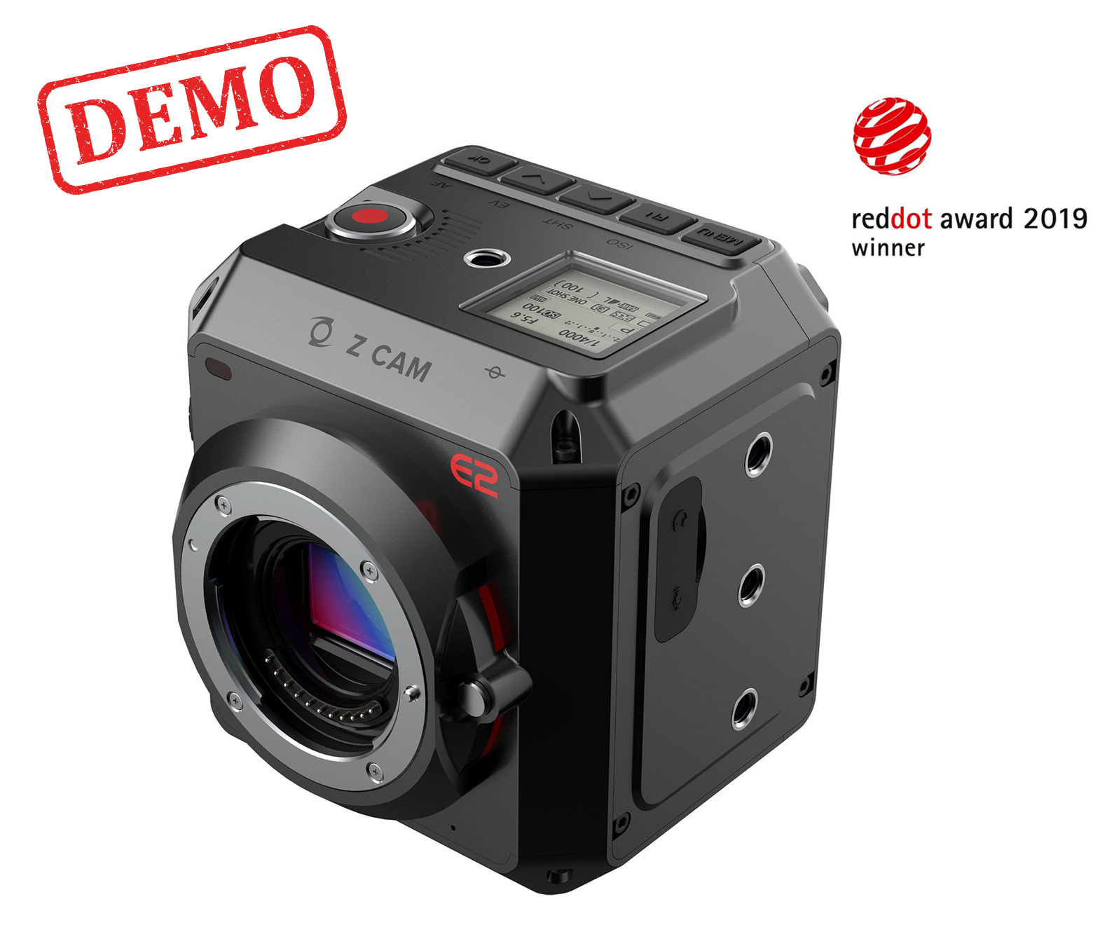 DEMO - Z CAM E2 Professional 4K/160p CINEMA CAMERA (MFT)
