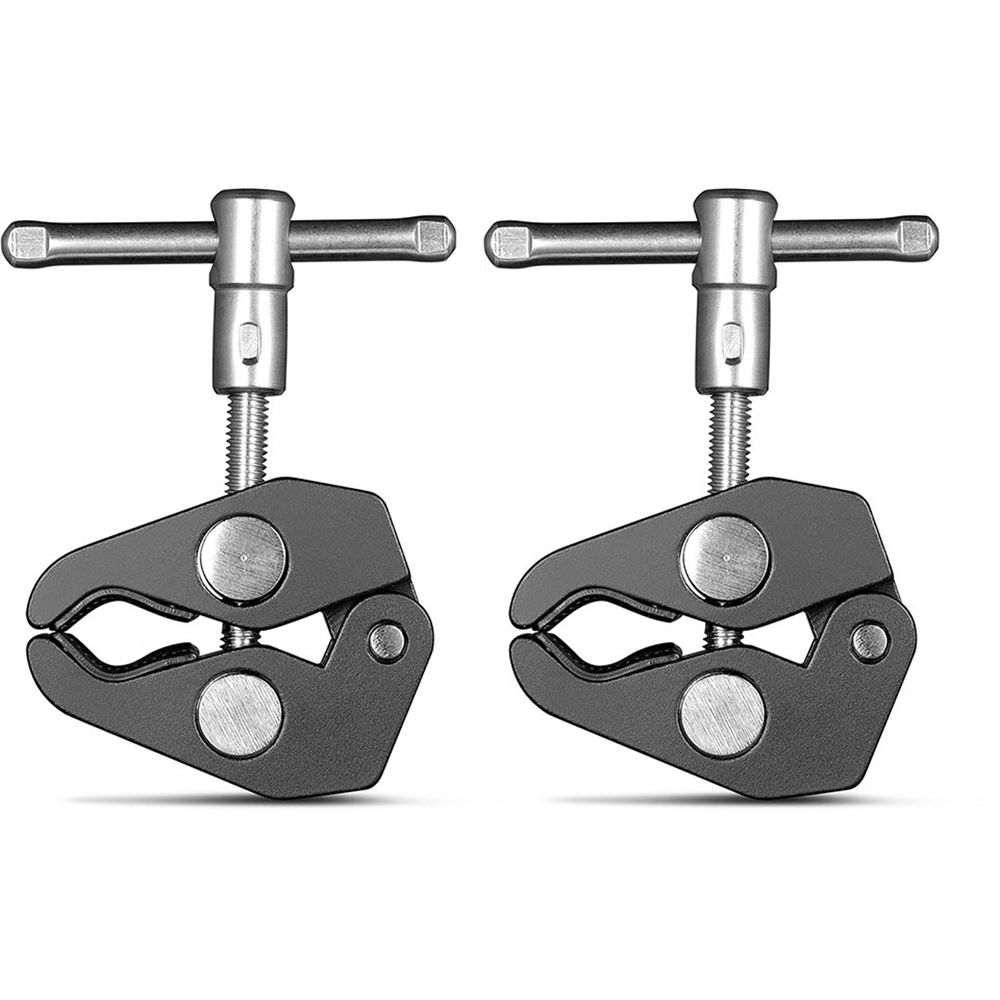 SmallRig Super Clamp with 1/4 and 3/8 Thread (2pcs Pack) 2058