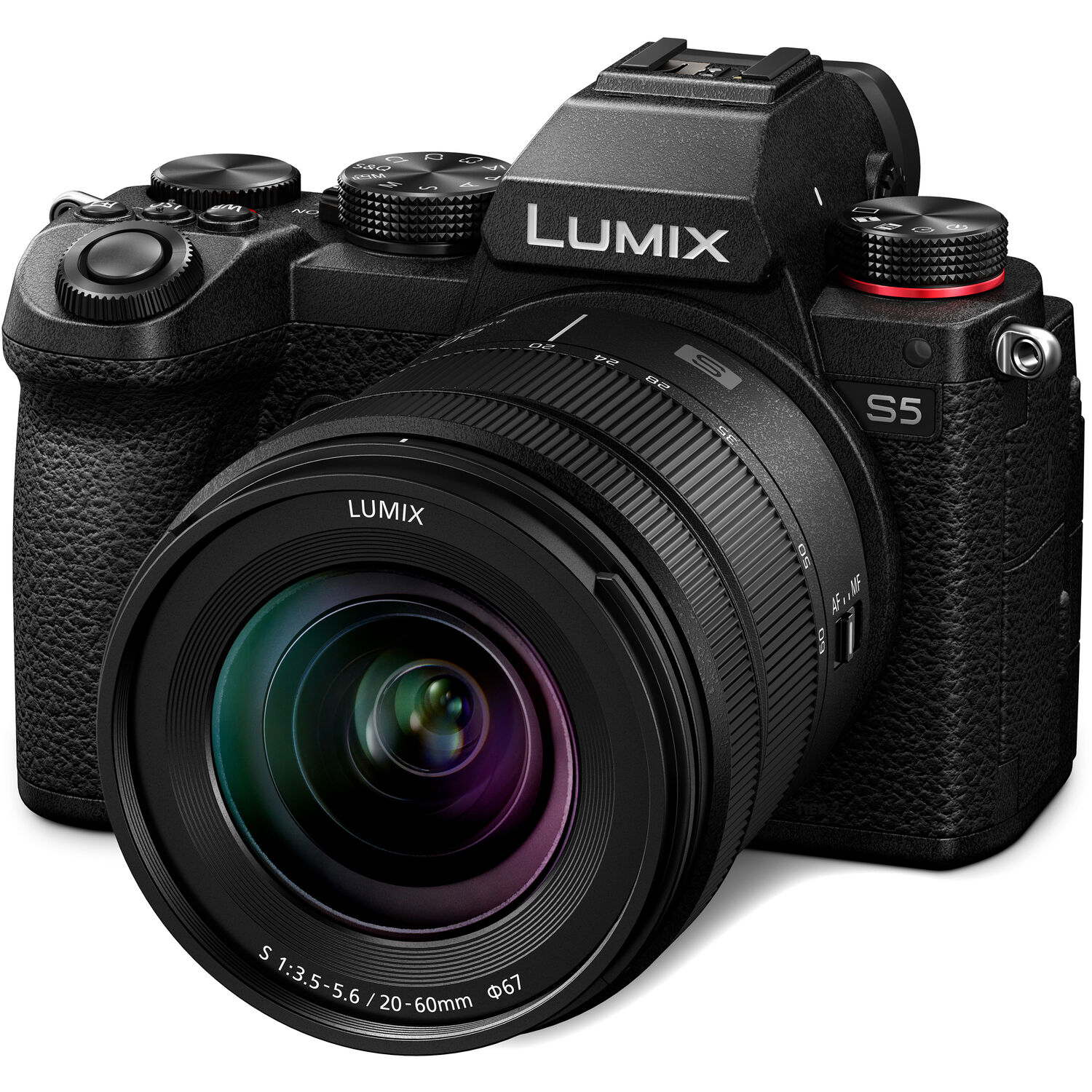 Panasonic Lumix DC-S5 (S5) Mirrorless Digital Camera KIT with 20-60mm Lens