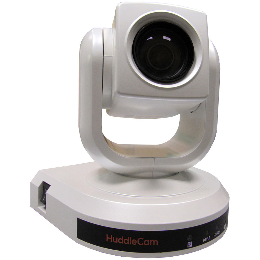 HuddleCamHD 20X-G2 - USB 3.0 Class Conference Camera (Black / White)
