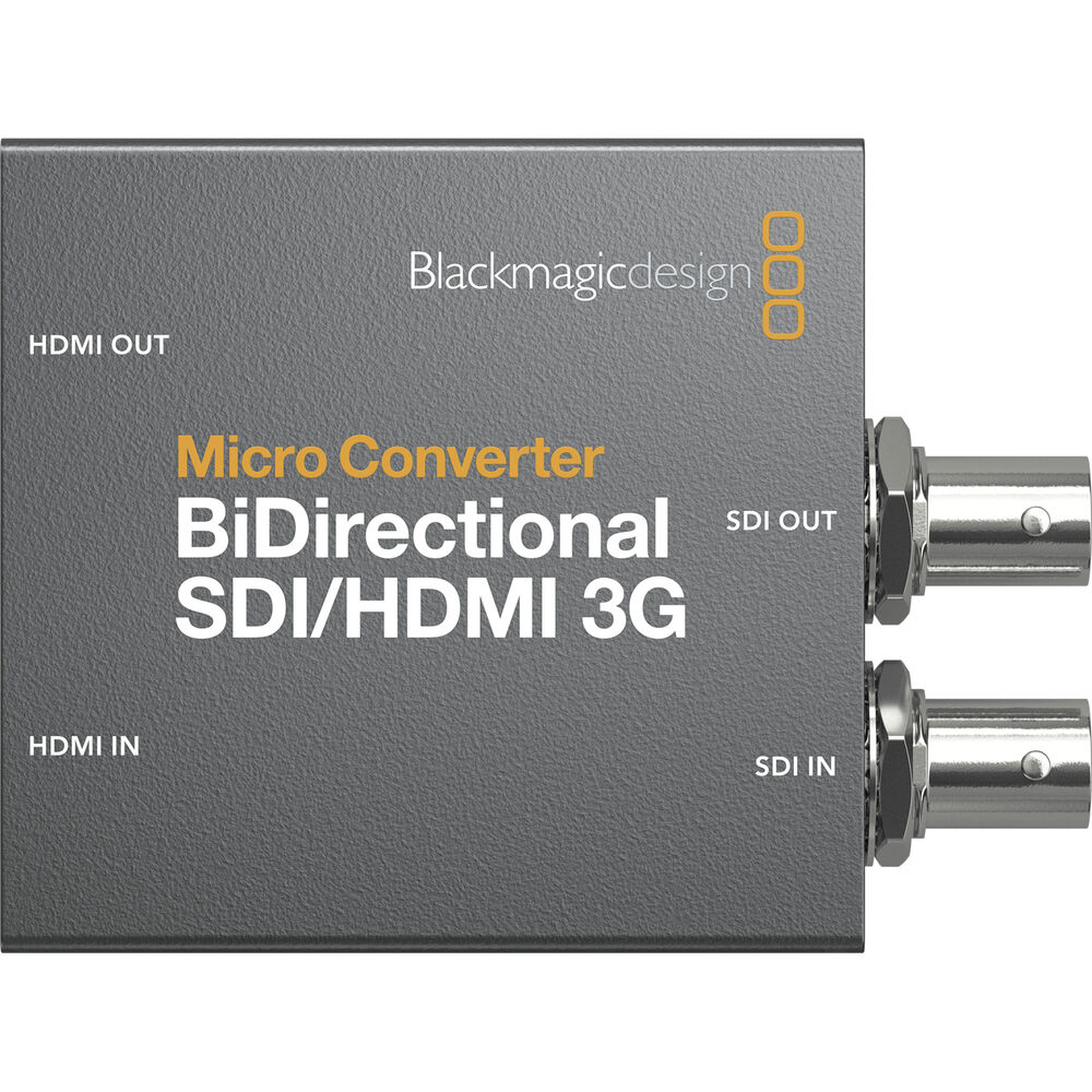 Blackmagic Design Micro Converter BiDirectional SDI/HDMI 3G no PSU
