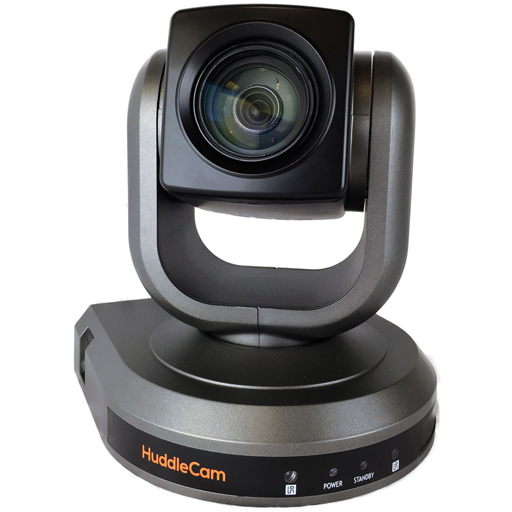 HuddleCamHD 30X-G2  - USB 3.0 Class Conference Camera (Black / White)