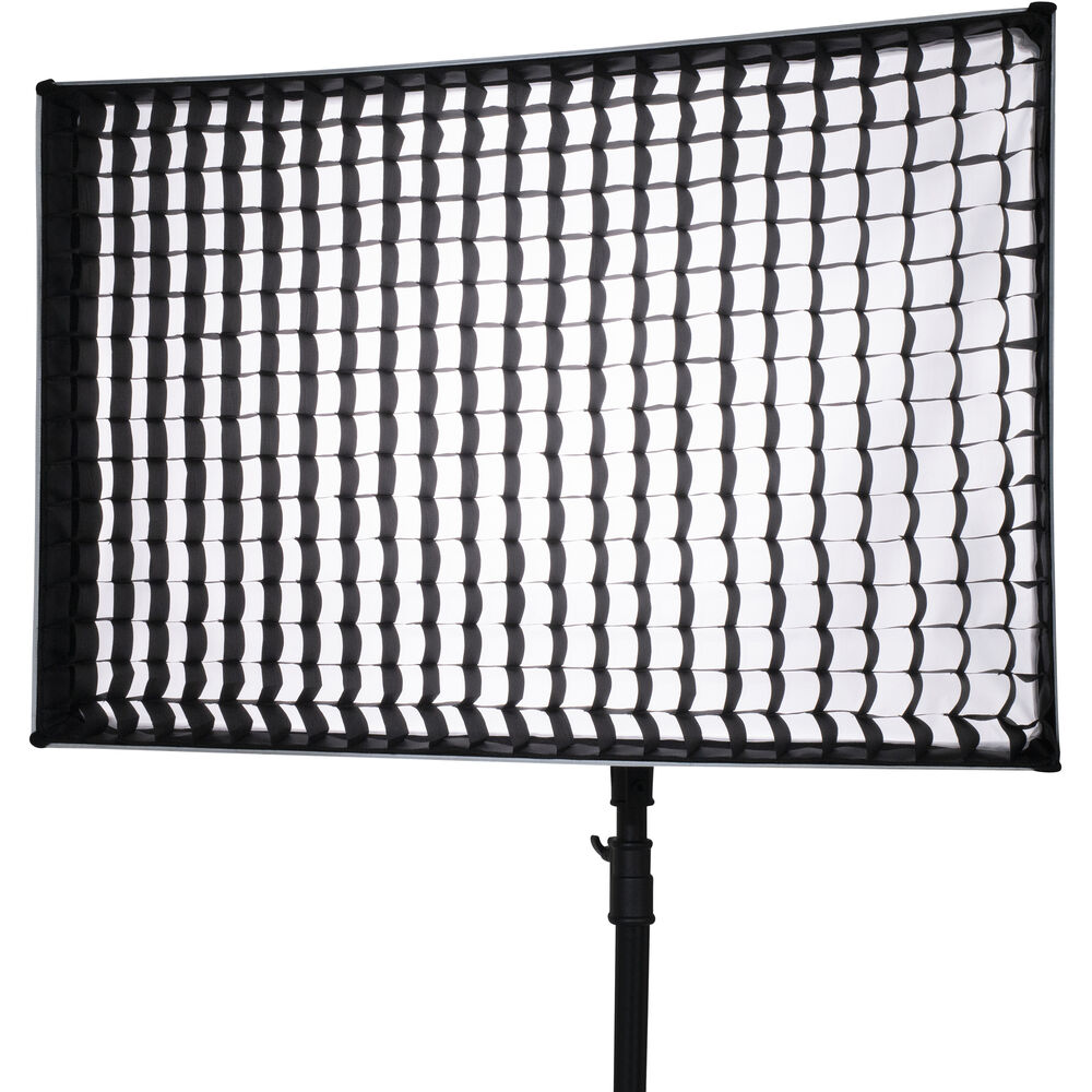 NanLux Rectangular Softbox with Eggcrate for Dyno 650C