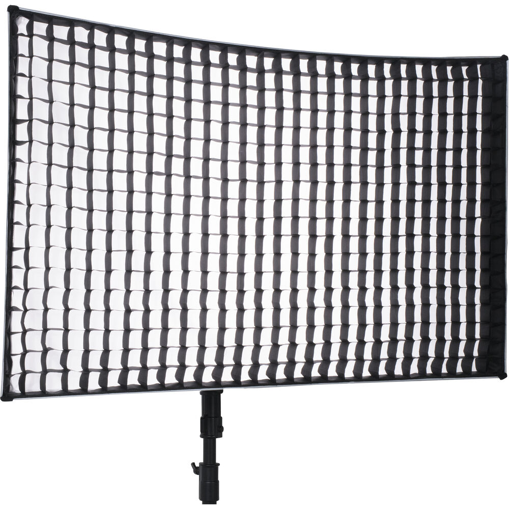 NanLux Rectangular Softbox with Eggcrate for Dyno 1200C