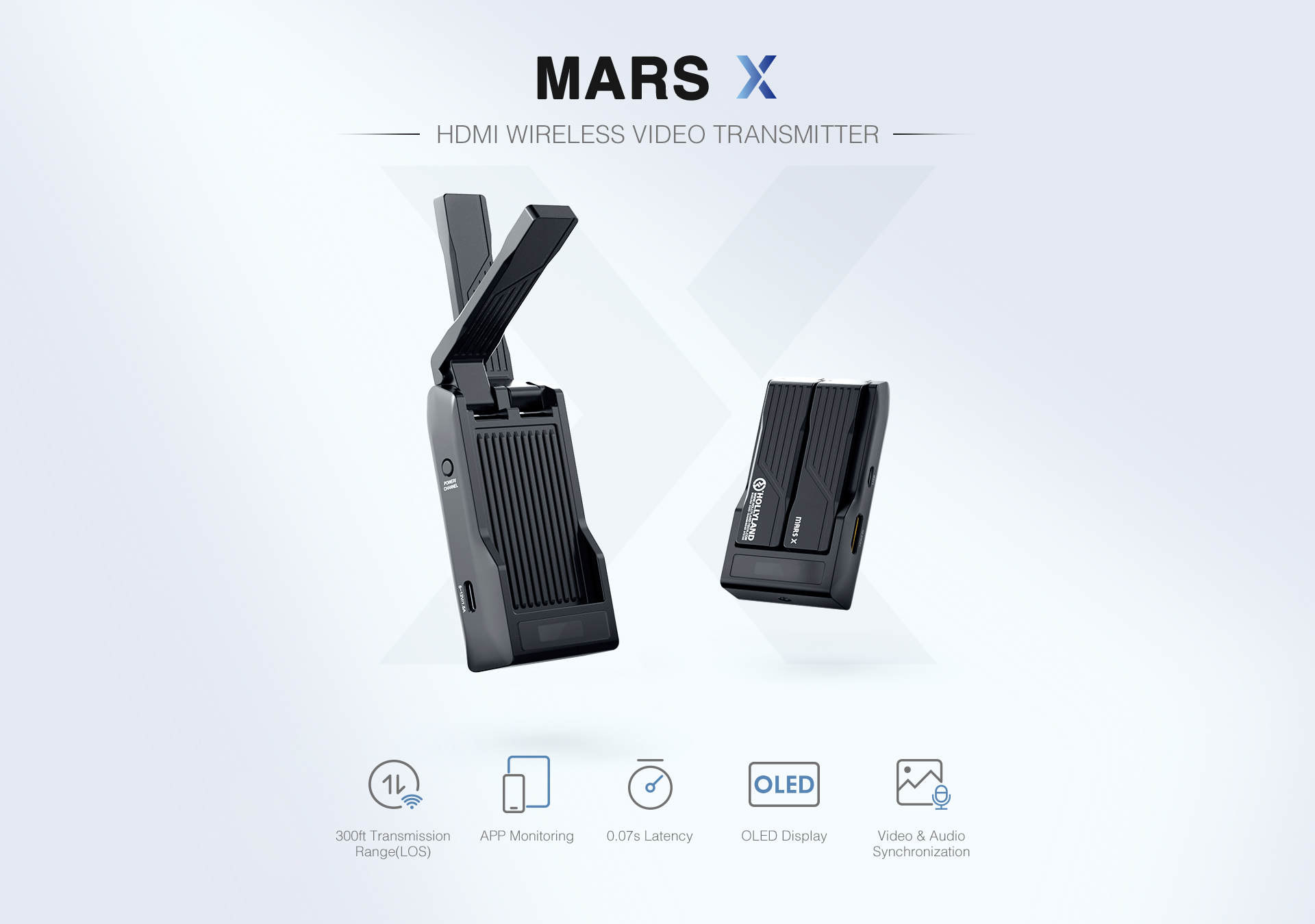 Hollyland Mars X 1080p HDMI Wireless Video Transmitter