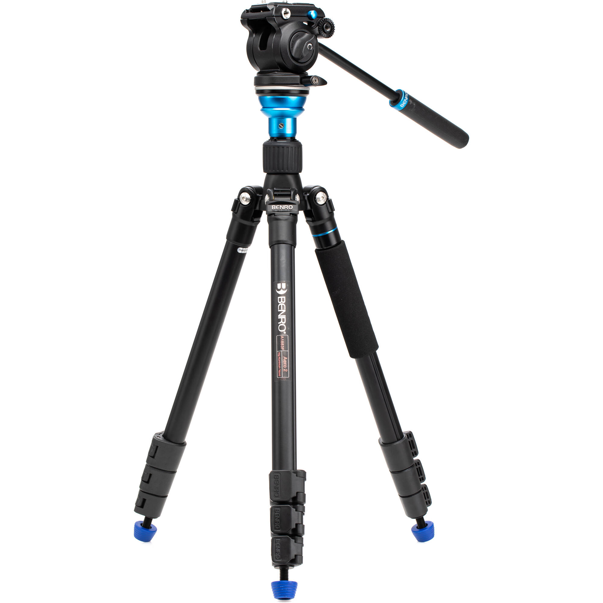 Benro Aero 2 Pro Aluminum Travel Video Tripod