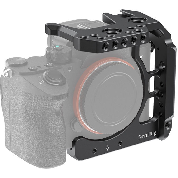 SmallRig Half Cage for Sony a7 III, a7R III, a7R IV Series 2629