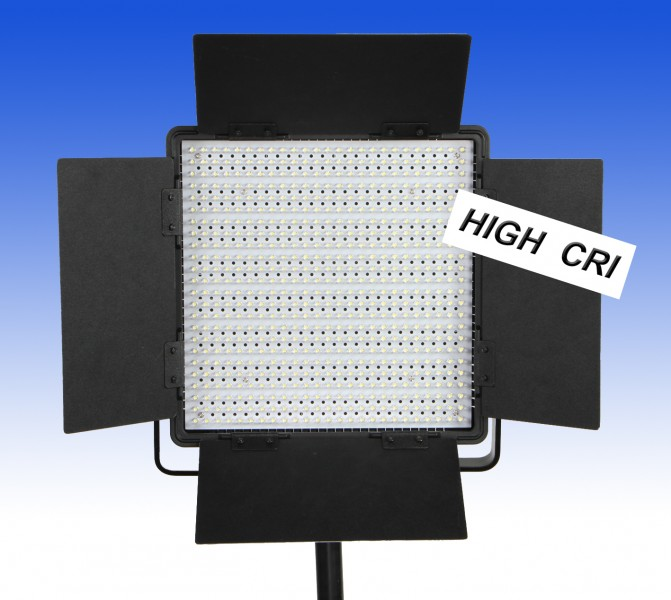 NanGuang CN-600SA LED PANEL CRI > 95 + BATTERY PLATE