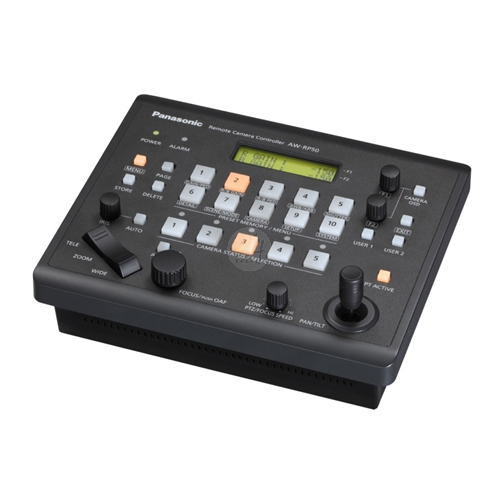 PANASONIC AW-RP50 Remote Camera Controller