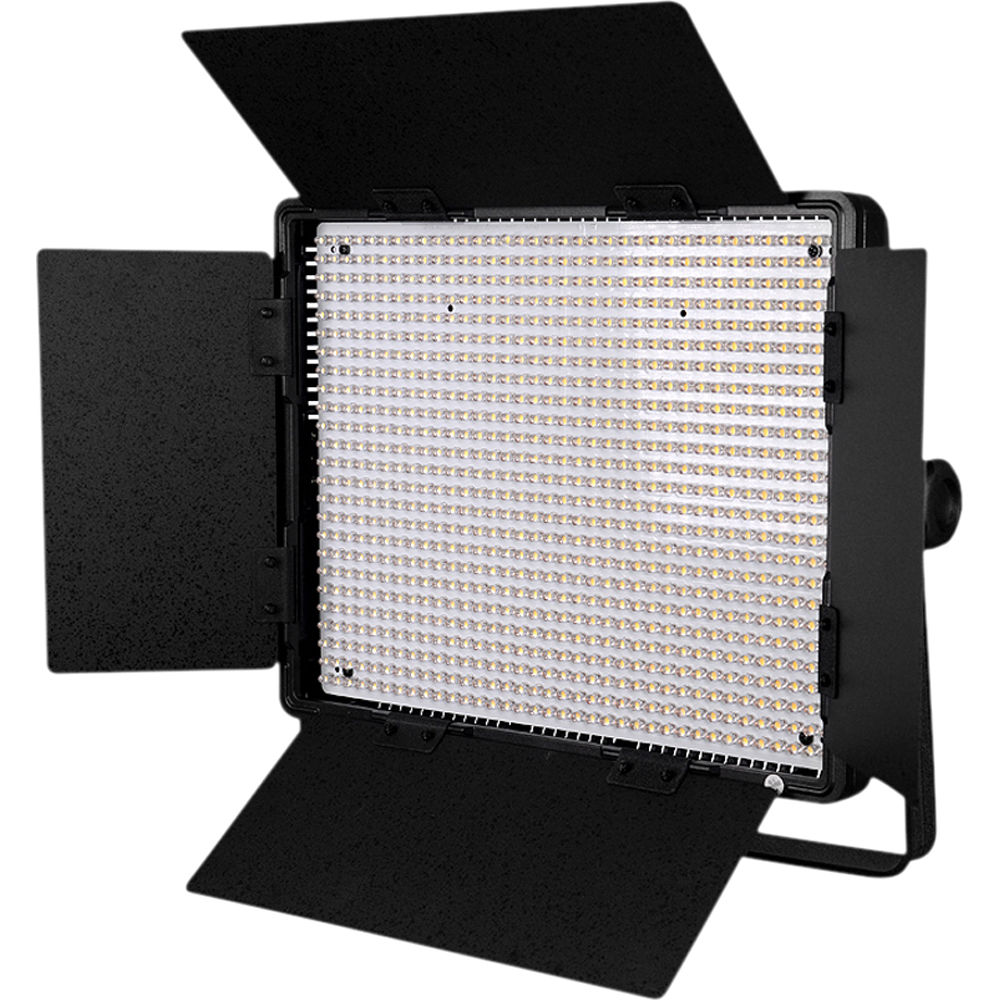 NanLite 900SA 5600K LED Panel 7700 Lux + Battery Plate + BONUS