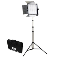 INTERVIEW / NEWS LED LIGHT KIT DOMINO STUDIOSET CN-600SA
