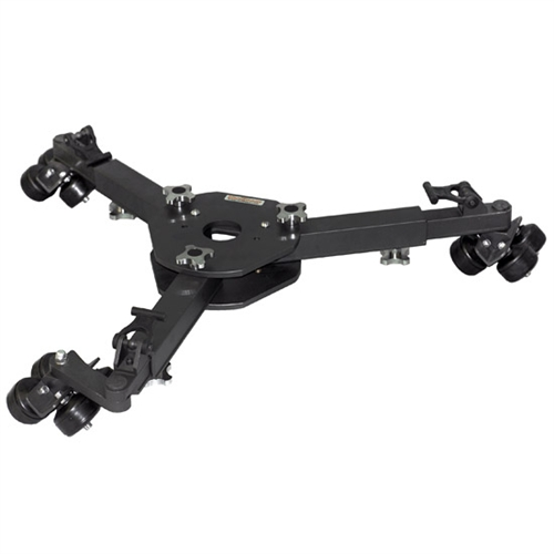 VZ-CINETRAC Heavy Duty Dolly for Rails / Rubber Rails
